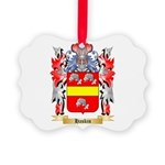 Haskin Picture Ornament