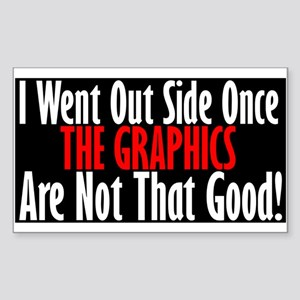 Gamer Graphics Sticker