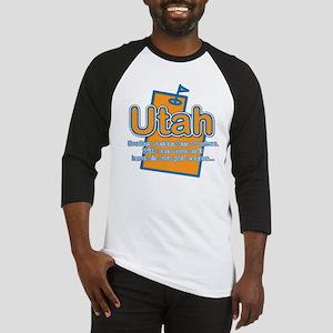 Utah Baseball Jersey
