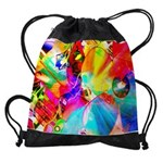 cool view Drawstring Bag
