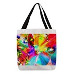 cool view Polyester Tote Bag