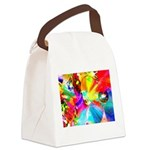 cool view Canvas Lunch Bag