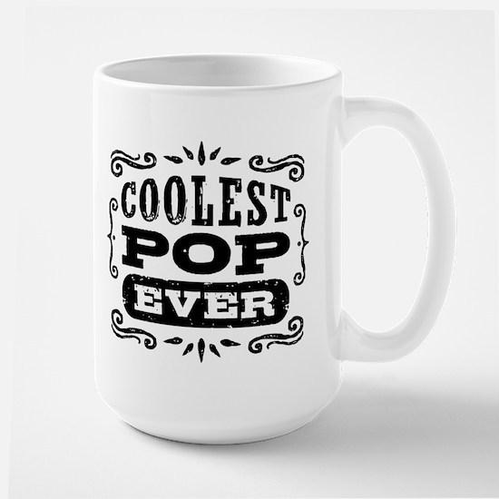 Coolest Pop Ever Large Mug