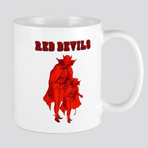 Red Devils Mug Mugs