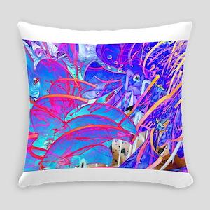 Blue Dream Everyday Pillow