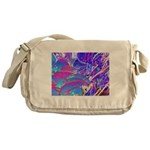 Blue Dream Messenger Bag