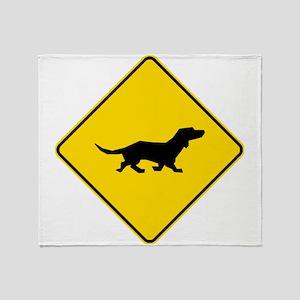 Doxen Crossing Throw Blanket