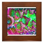 Color Dream Framed Tile