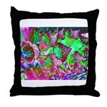Color Dream Throw Pillow