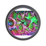 Color Dream Wall Clock