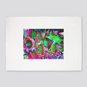 Color Dream 5'x7'Area Rug