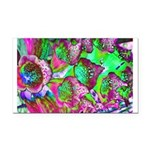 Color Dream Rectangle Car Magnet
