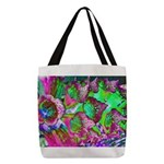 Color Dream Polyester Tote Bag