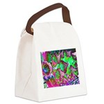 Color Dream Canvas Lunch Bag