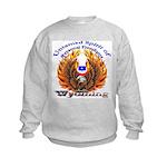 S.I. Untamed Spirit on Kids Sweatshirt