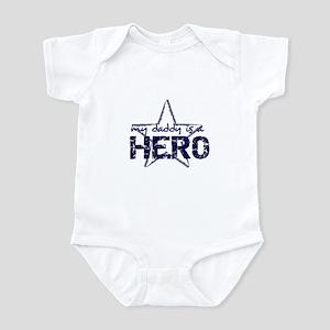 My Daddy is a Hero Infant Bodysuit