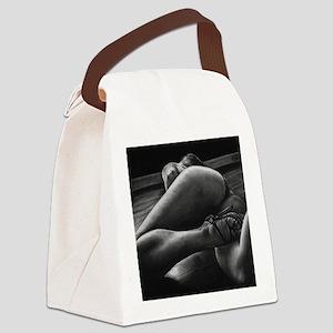 Boudoir 9 Canvas Lunch Bag
