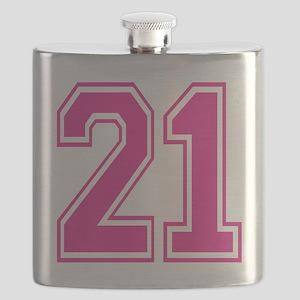 Varsity 21 Flask