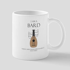 I am a Bard Mugs