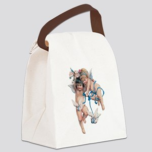 Angels of Peace Canvas Lunch Bag
