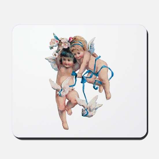 Angels of Peace Mousepad