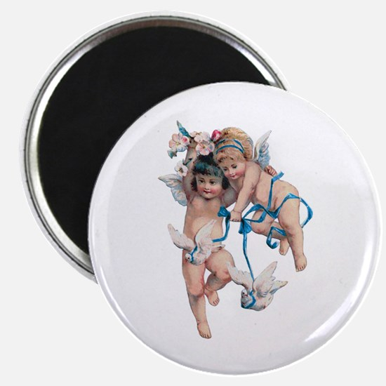"""Angels of Peace 2.25"""" Magnet (100 pack)"""