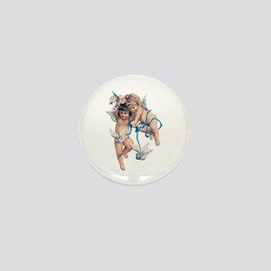 Angels of Peace Mini Button