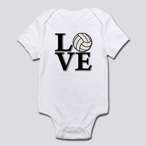 LOVE VB Infant Bodysuit