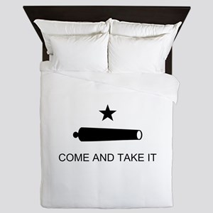 Come and Take it Queen Duvet