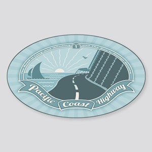 PCH Always Shining Sticker (Oval)