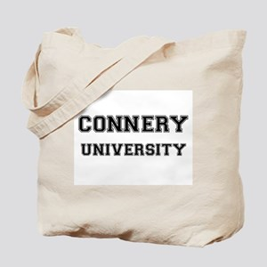 CONNERY UNIVERSITY Tote Bag