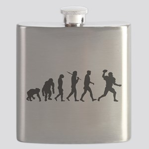Evolution of Football Flask