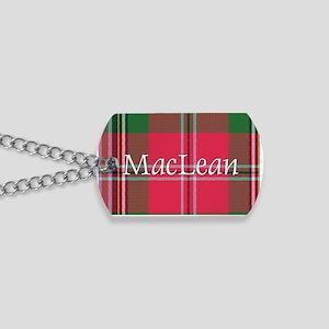 Tartan - MacLean Dog Tags