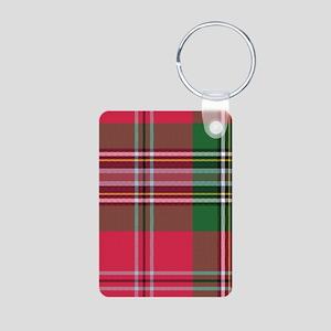 Tartan - MacLean Aluminum Photo Keychain