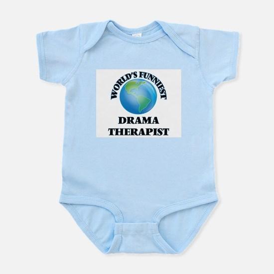 World's Funniest Drama Therapist Body Suit