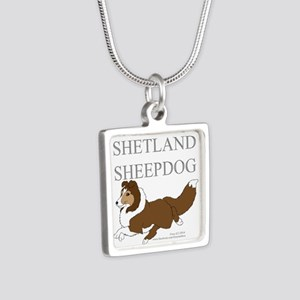 Sable Sheltie Necklaces