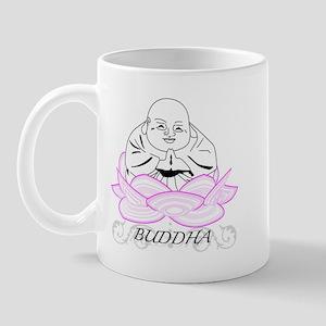 Lotus Buddha Mug