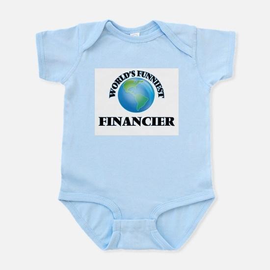 World's Funniest Financier Body Suit