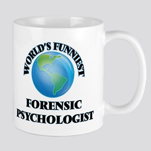World's Funniest Forensic Psychologist Mugs
