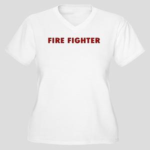 On Call 24/7/365 Women's Plus Size V-Neck T-Shirt