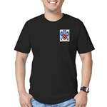 Harwood Men's Fitted T-Shirt (dark)