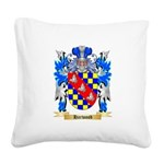 Harwood Square Canvas Pillow