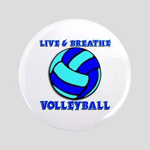 "LIVE, BREATHE, VB 3.5"" Button"