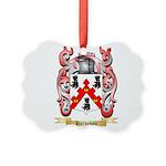 Harveson Picture Ornament