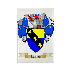 Hartzog Rectangle Magnet (100 pack)