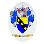 Hartzog Ornament (Oval)