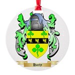 Harty Round Ornament