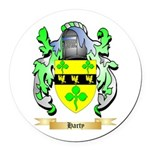 Harty Round Car Magnet