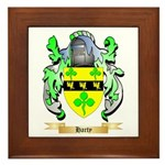 Harty Framed Tile