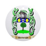 Hartwright Ornament (Round)